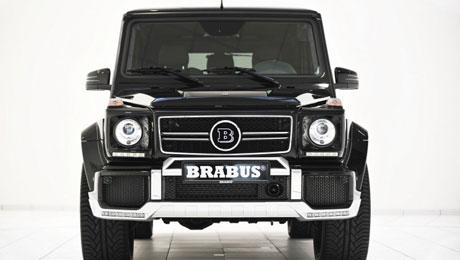 Brabus B63 620 Widestar на базе G63 AMG
