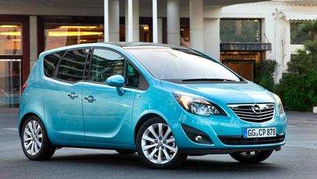 Компактвен Opel Meriva B