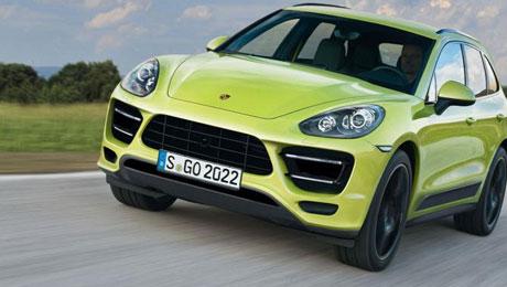 Лос-Анджелесе будет дебют Porsche Macan