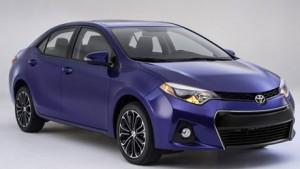 Новая Тойота Corolla 2014