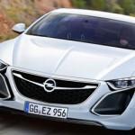 Новая модель Monza Concept была презентована во Франкфурте компанией Opel