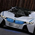 Новинка от BMW — Vision EfficientDynamics