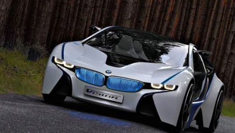 Новинка от BMW - Vision EfficientDynamics