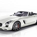 Новинка спорт-кара от Mercedes получила название AMG GT