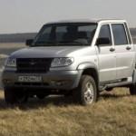 УАЗ начинает продажи специальной серии Trоphy
