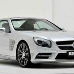 Тюнинг нового Mercedes S-Class W222 от ателье Brabus