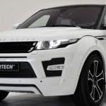 Тюнинг нового Range Rover 4 от ателье Startech