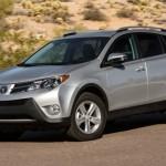 Тойота начала продажи улучшенного RAV4 в Российской Федерации