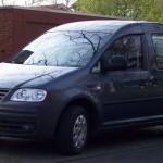 Новый VW Caddy получил «атмосферник» 1.6