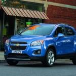 В Российской Федерации прекращены продажи модели Шевроле Tracker