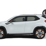 Subaru выпустит семиместный кроссовер