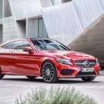 Mercedes раскрыл стоимость С-Class Coupe