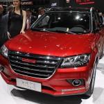 Китайцы разрабатывают новый чудный джип