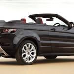 «Кабриолет навсе сезоны» Range Rover Evoque получил рублевый ценник