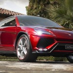 Lamborghini Urus бросит вызов Бентли Bentayga