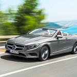 Benz назвал стоимость нового кабриолета S-Class