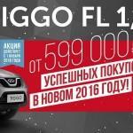 Чери TiggoFL стал самым доступным кроссовером в РФ