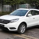 Встолице Китая Dongfeng покажет новый кроссовер типа Fengguang 580
