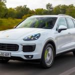 В РФ в прошлом году реализовано неменее 5-ти тыс. авто Порш