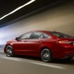 Форд представил обновлённый седан Fusion 2017 модельного года
