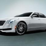 Кадилак предложит для седана CT6 новый 4,2- литровый мотор