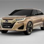Весной следующего года Хонда представит новый серийный кроссовер