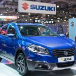Сузуки приостановил продажи кроссовера SX4 в Российской Федерации