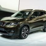 Кроссовер Ниссан X-Trail назван лидером рынка SUV столицы