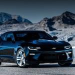 Дженерал моторс в текущем 2016г. привезёт в РФ обновленный тип Шевроле Camaro