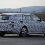 Дизайн нового универсала Mercedes E-Class рассекретили допремьеры