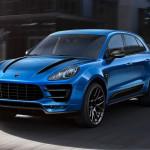 Китайский клон Порше Macan появится на рынке автомобилей РФ