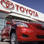 Тойота и Лексус отзывают 320 тыс. авто из-за дефекта подушек безопасности