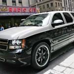 В Российской Федерации стартовали продажи Шевроле Tahoe в новейшей комплектации