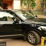 Компания Фольксваген прекратила продажи некоторых версий Touareg в Российской Федерации