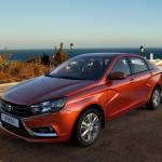 «АвтоВАЗ» реализовал 4,5 тысячи авто марки Лада Vesta
