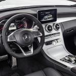 Женева 2016: Mercedes C-Class Coupe получит «бюджетную» AMG-версию