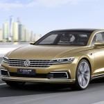 ВЖеневе отпразднует собственный дебют новый большой седан VW