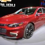 Компания Шевроле объявила о выходе экономичной версии Malibu Hybrid