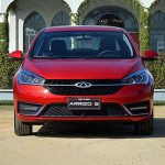 На автомобильном рынке Китая стартовали продажи нового седана Чери Arrizo 5