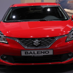 Начало продаж нового Сузуки Baleno назначен на апрель
