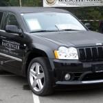 Злой Jeep Grand Cherokee Trailhawk рассекречен преждевременно