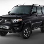 «УАЗ Патриот» вошел втоп-25 самых известных машин в РФ