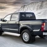 Топ-5 пикапов: Тойота Hilux несдает позиций