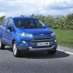 Улучшенный Форд EcoSport появится в 2017-ом году
