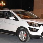 Китайский производитель запустил производство серийного электромобиля