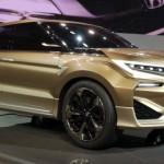 Хонда презентует новый кроссовер для китайской молодежи