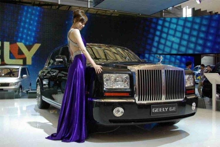 Покупка китайского автомобиля