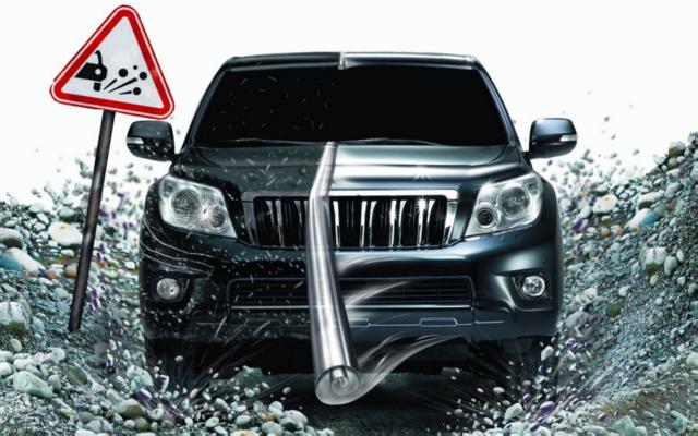 Защита автомобилей от сколов и царапин