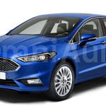 Осенью компания Форд покажет обновленную Fiesta