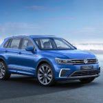 Улучшенный VW Touareg снабдят дизельным силовым агрегатом